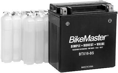 BikeMaster High Performance Maintenance Free Battery BTX20HL-BS