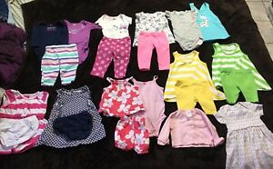 Baby girl 6 Month clothing lot