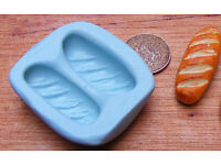 1:12 Scale Reusable Dolls House Cabbage Silicon Rubber Mould Food Safe Tumdee