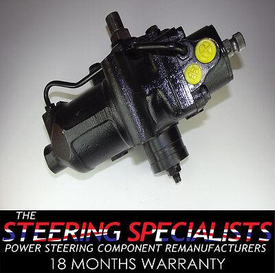 Suzuki Vitara Power Steering Box Reconditioning Service 1988 to 1998