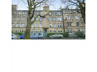 Bright Furnished First Floor Flat at 10 Murieston Terrace, Dalry