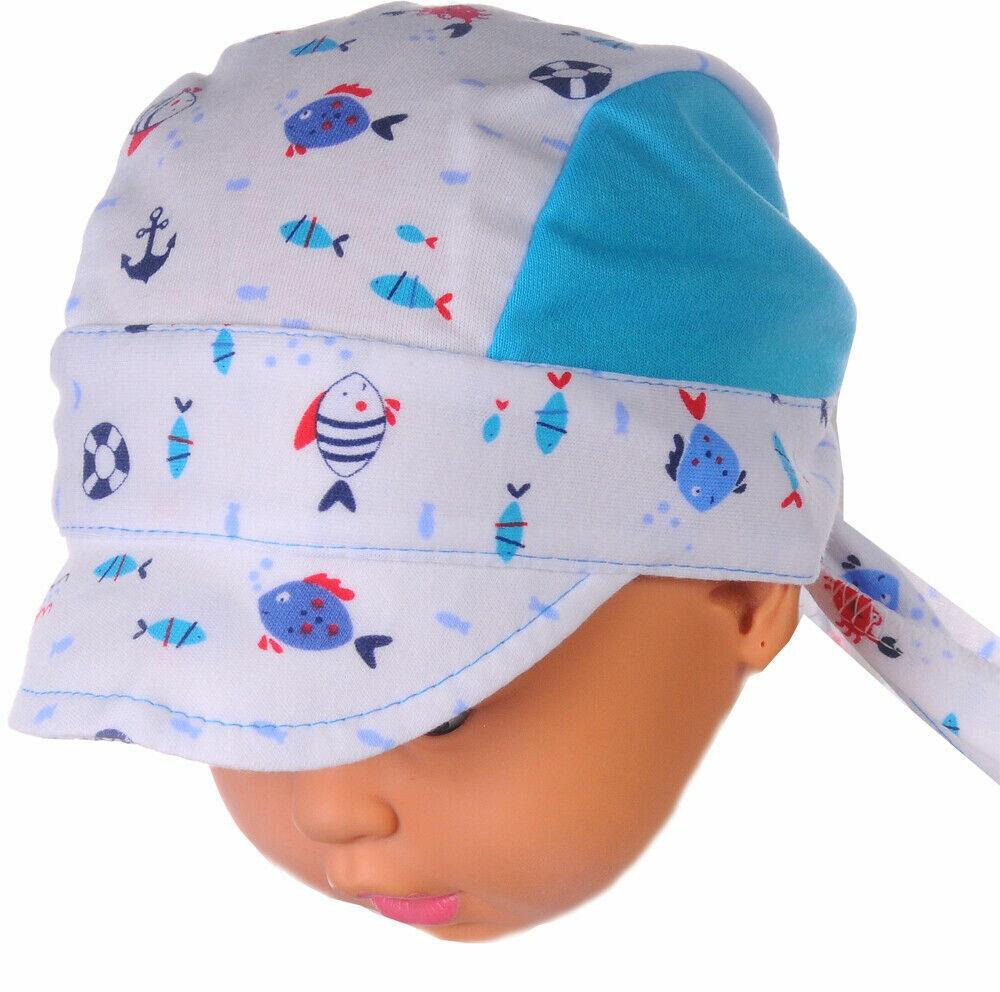 Kopftuch Sommermütze Baby und Kinder Mütze Kopfbedeckung Haube Haube
