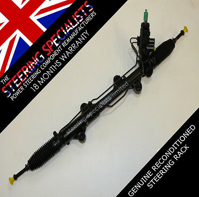 Seat Alhambra MK1 95 to 2000 Remanufactured Power Steering Rack (Exchange)
