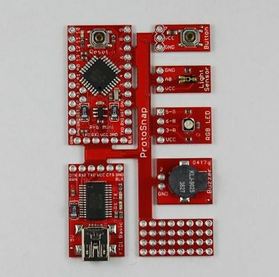 New Version Pro Mini 328 Kit Package -arduino Compatible