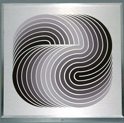 Natale Sapone Traumhaftes Unikat. seltenes Zeitzeugnis der konkrekten Kunst