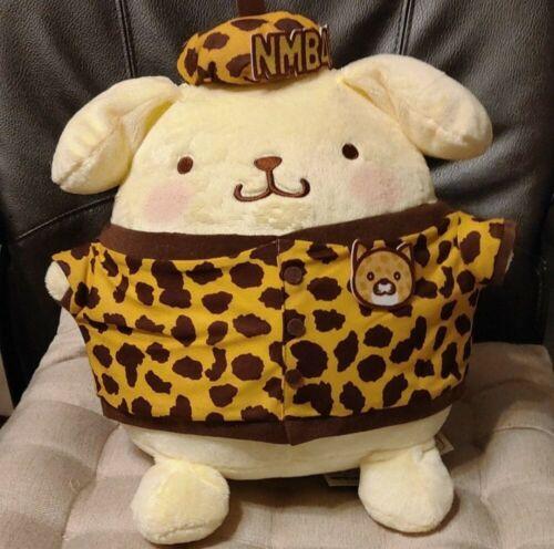 NMB48 x Pompompurin Collaboration BIG Plush Doll FuRyu Prize SANRIO 30cm