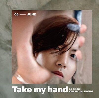 Kim Hyun Joong Take my hand Type C CD Japan