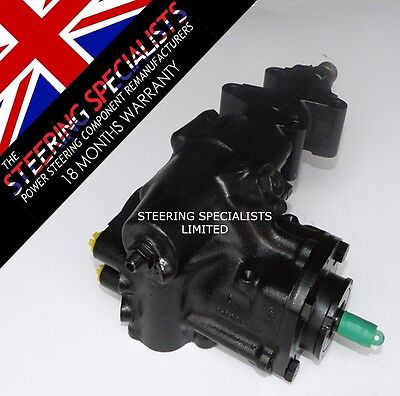 Mercedes C Class W202 1993 to 2000 Power Steering Box Remanufacturing Service