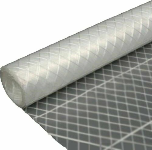 Poly Film Tarp Drop Cloth Plastic Sheeting Clear Reinforced 20 ft. x 100 ft.