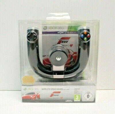 Microsoft Xbox 360 - Forza motorsports 4 + volant sans fil