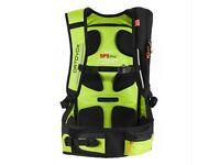 Ortovox green free rider ski/snowboard bag