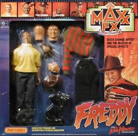 Maxx-FX FREDDY Posable figure