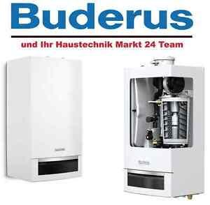 BUDERUS  LOGAMAX  PLUS GB 172-20    GAS-BRENNWERTGERÄT     7716010417
