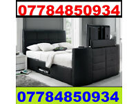 NEW AMAZING OFFER TV BED WITH STORAGE AVAILABLE 6
