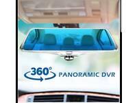 360 View Dashcam Dvr Camera