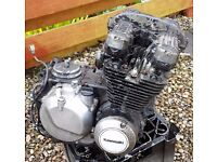 """""""Classic"""" Kawasaki GT550 - Complete Engine Assembly"""