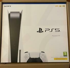 PS5 DIGITAL BRAND NEW & SEALED