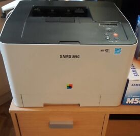 Samsung Laserjet wireless printer