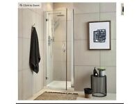 Brand New Shower Door Newark Hinged Door 760mm