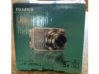Finepix JX350 16 megapixels Silver