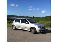 Renault Clio 182 sport FF ( Full Fat)