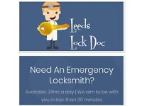 24hr Locksmith / boarding up service and upvc repairs