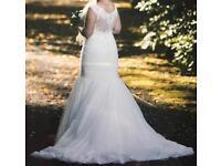 Wedding Dress for Sale (Designer -Mori Lee)