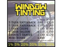 window tinting, vehicle wrapping & graphics, designs & signs