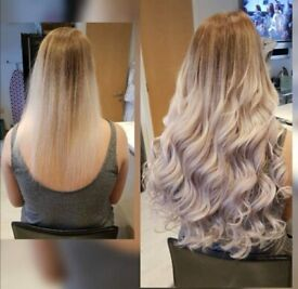 HAIR EXTENSIONS - 🌟🌟Top quality hair reusable over and over🌟🌟