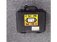 C Scope Signal Generator Cable Avoidance Radiodetection Tool
