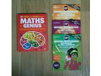 Assortment of Children's learning books