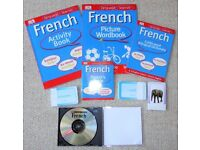 Children's French Language Learner Pack by Dorling Kindersley