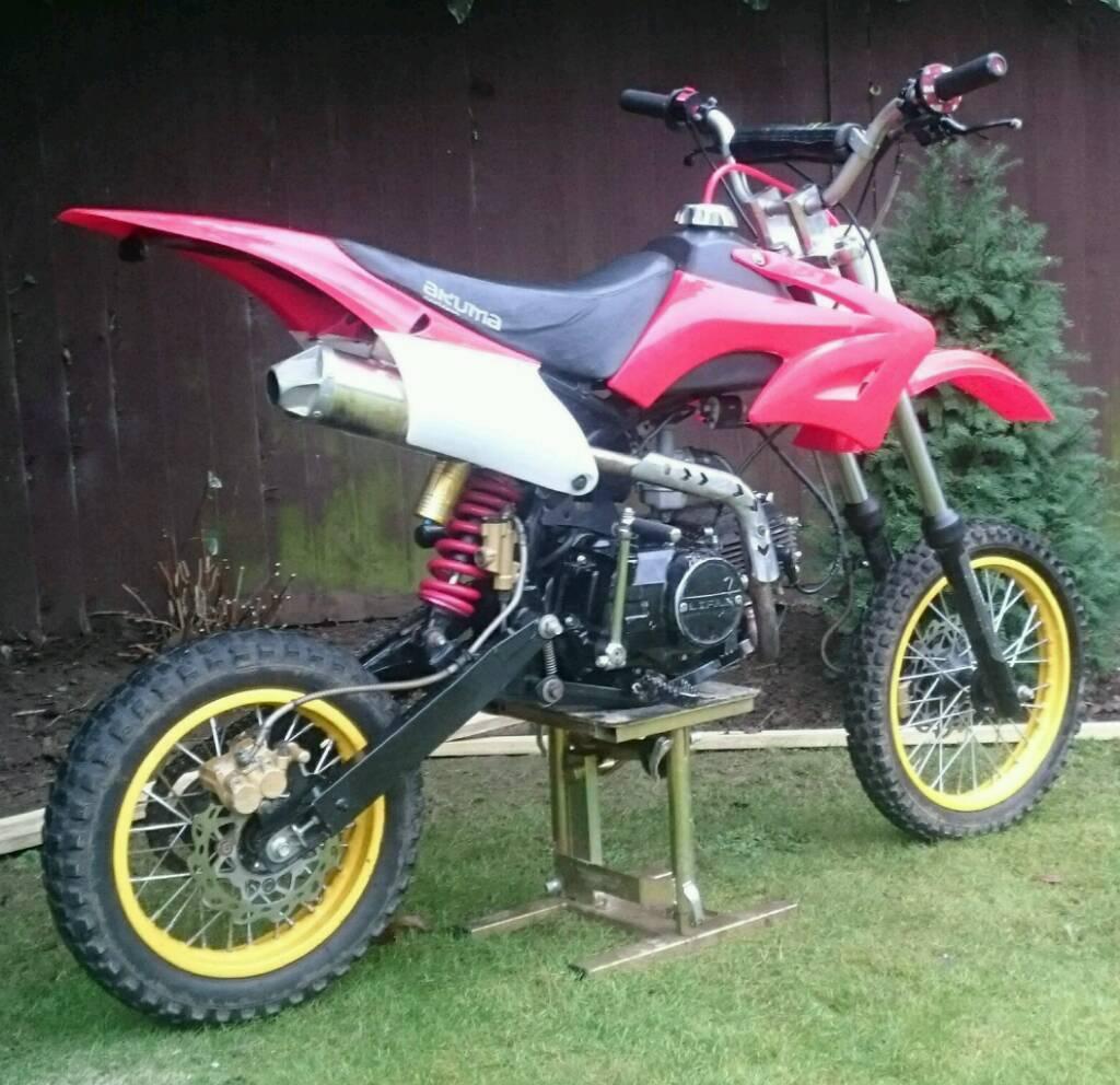 Akuma Assassin 125cc Pit Bike Motocross In Aylesbury