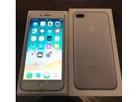 iPhone 7 Plus - 32gb * UNLOCKED, BOXED WITH FULL UNUSED ACCESSORIES*