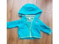 Baby clothes zip up jacket Baby Baker