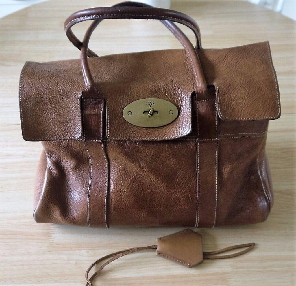 ... cheap mulberry bayswater genuine mulberry bayswater natural tan ladies  handbag with padlock keyfob cc85c 2e376 72977f0ffaca1