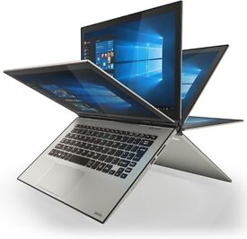 Buy Toshiba Radius P20W-C-106 in UK from Laptop Outlet