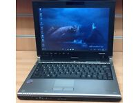 Used Toshiba Portege M700 Laptop In Full Working Order On Windows 10