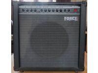 Guitar Amplifier...... Force CD-500 R ... 50 watt.