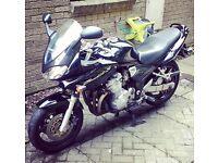Suzuki Bandit GSF600 Motorcycle