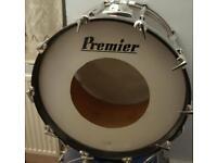 Premier elite 22x16 bass drum