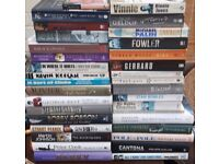 Biography Books 35 in total. Maybe more!