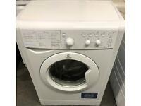 Indesit 6kg,1200 spin washing machine. Model IWSC61251