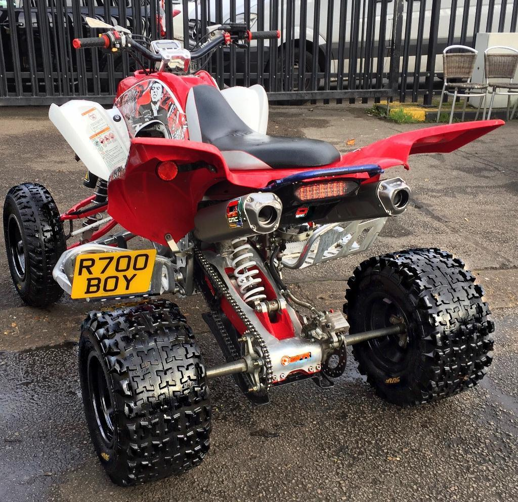 Private Reg Not Quad For Sale Yamaha Raptor 700 Private