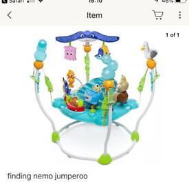 Finding nemo jumparoo