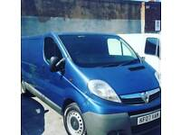 Vauxhall Vivaro for sale. TDCi