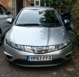 Honda Civic 1.4 i-DSI SE 5dr Family used car, very reliable