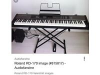 Roland RD-170 piano - £320 ono