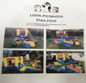 Soft Play Party hire