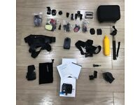 GoPro hero and loads of accessories